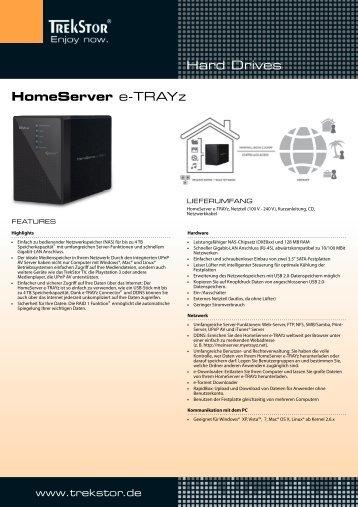 HomeServer