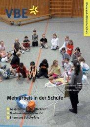 Mehrarbeit in der Schule - VBE Rheinland-Pfalz