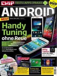Chip Android Deutschland - Februar/März 2013 - Uploadarea.de