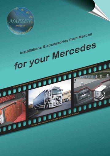 8 7 9 6 5 4 3 2 1 - Marlen Truck