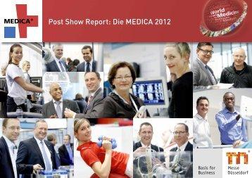 Post Show Report: Die MEDICA 2012