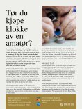 ET MAGASIN OM KLOKKER · VÅR/SOMMER 2009 - Page 3
