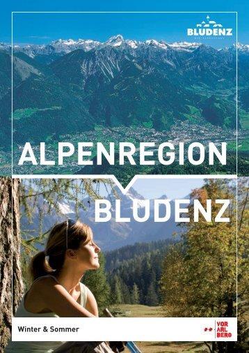 Imagefolder Bludenz