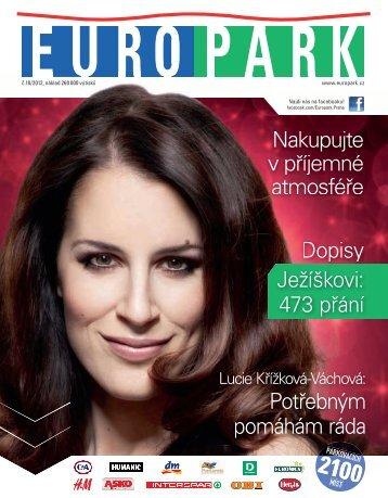 473 přání Dopisy - OC EUROPARK
