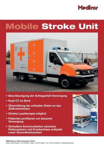 Flyer Schlaganfallmobil (3,5 MB) - Medicor