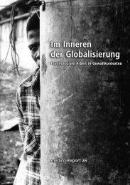Im Inneren der Globalisierung / Psychosoziale - Medico International