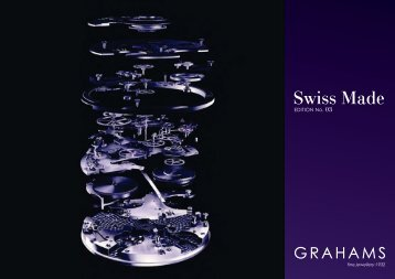 Swiss Made - Grahams Jewellers