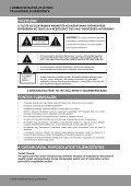 LOOMAX DIVX-DVD-LEJÁTSZÓ KEZELÉSI ... - MPEG4-Players - Page 4