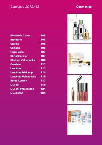 Catalogue 2012/13 Cosmetics - Dsdeutschland.com