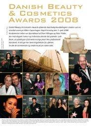 Kosmetik 2-08 enkeltsider - Danish Beauty Awards