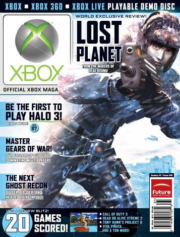 PLANET - Official Xbox Magazine