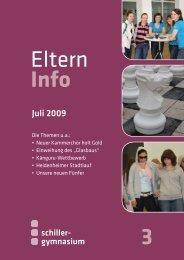 Juli 2009 - Lehrerin Frau Stiegler am Stadtlauf der Stadt Heidenheim