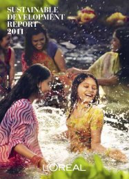 Download the sustainable development report 2011 (PDF, 4