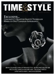 Download the Magazine (PDF) - Time And Style
