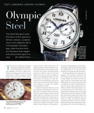 WT_2004_04: TEST: LONGINES CHRONO OLYMPIC
