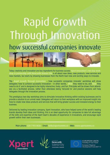 Rapid Growth Through Innovation - Xpert Communications