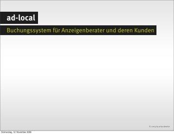 ad-local - MSP Medien Systempartner GmbH & Co. KG