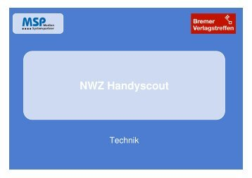 NWZ Handyscout