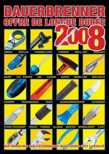 Dauerbrenner 2008 - Composite Solutions AG