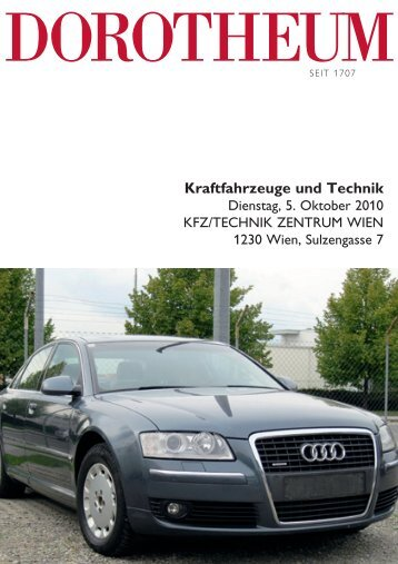Kfz-Traun 48K00616 20100525 1200.indd - Dorotheum