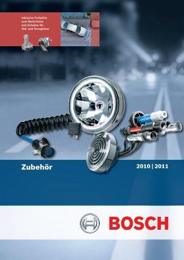 Ein-Aus-Schalter (Schließer) - Bosch