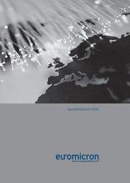 Geschäftsbericht 2006 - EquityStory AG