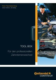 Leaflet DEU Tool Box WT 6262 (PDF, 277 - ContiTech AG