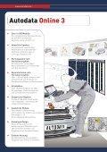 Autodata Katalog inklusive Bestellschein - Rösner KFZ Werkzeuge - Seite 2