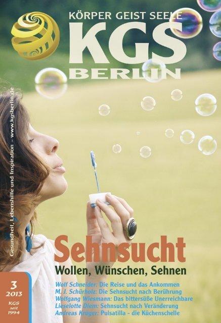 Die Sehnsucht nach Berührung - Veranstaltungskalender für Körper ...