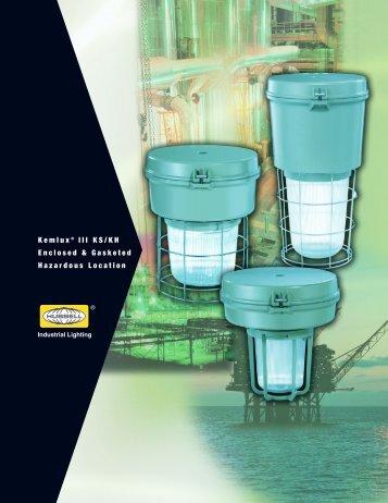 new KH-KS broch - Hubbell Industrial Lighting