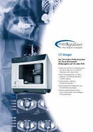 CD-Imager Flyer - medigration GmbH