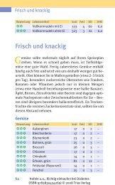 Trias: Richtig einkaufen bei Diabetes - Buchhandel.de