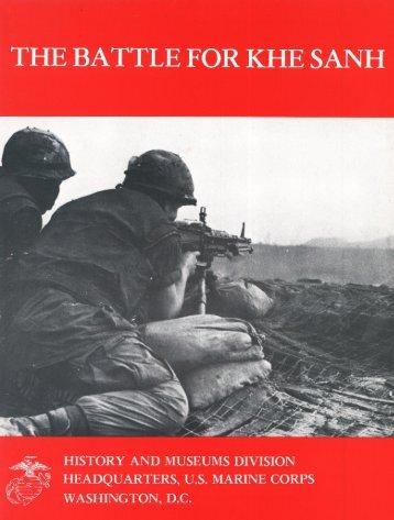 The Battle for KHE SANH PCN 19000411000_1.pdf - Marine Corps