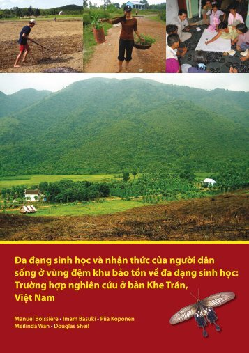 Biodiversity and local perceptions on the edge of - Center for ...