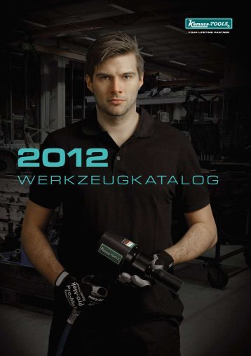 PDF-Katalog 2012 - kamasa-tools