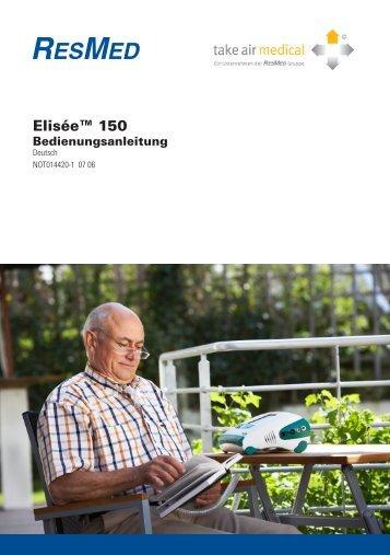 ResMed Elisée 150