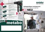 KHE 3251 - Metabo
