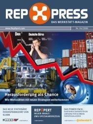 RepXpress, Ausgabe 04/2008