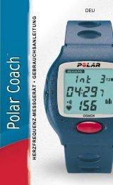 Polar Coach - Für Sport, Fitness und Wellness