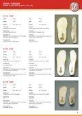 Fußbetten- & Laufsohlenprogramm - Cee-Environmental - Seite 5