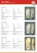 Fußbetten- & Laufsohlenprogramm - Cee-Environmental - Seite 7