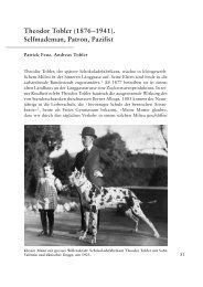 Patrick Feuz, Andreas Tobler: Theodor Tobler (1876–1941 ...