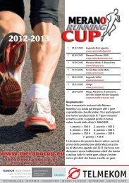 2012-2013 - Merano Running CUP