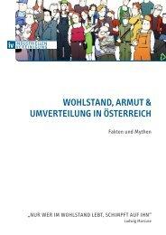 Wohlstand, armut & umverteilung in Österreich - GO-AHEAD