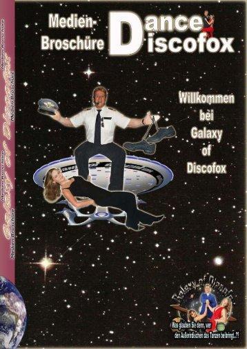 Vorwort - Galaxy of Discofox