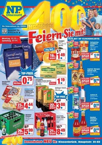 gespart - NP Niedrige Preise