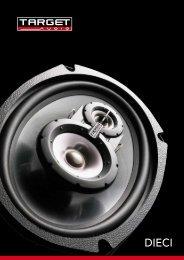 Loudspeaker Kits - Coral Electronic