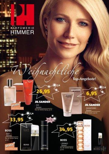 BOSS BOSS - Parfümerie Himmer
