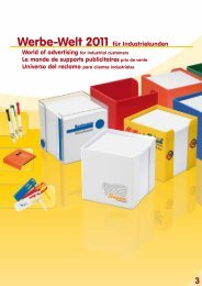 Werbewelt 2012 - Werbestudio Neustadt