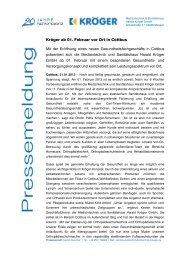 PDF zum Download - Medizintechnik & Sanitätshaus Harald Kröger ...